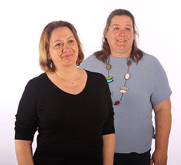 Lucie & Michèle CHARRIER - Domaine du Moulié. Photo Chez Madiran - crédit Gaëlle DELLE VEDOVE