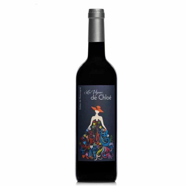 Domaine Sergent - Cotes de Gascogne rouge - Les vignes de Chloé