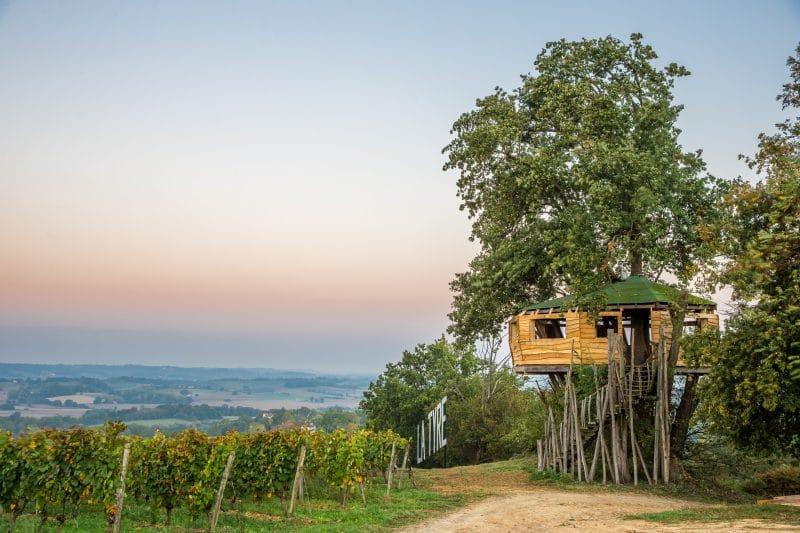 Cabane de la Tyre - Vignoble Brumont