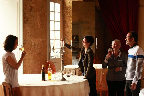 Chez Madiran - Chateau de Viella - Famille BORTOLUSSI - Salle de Réception