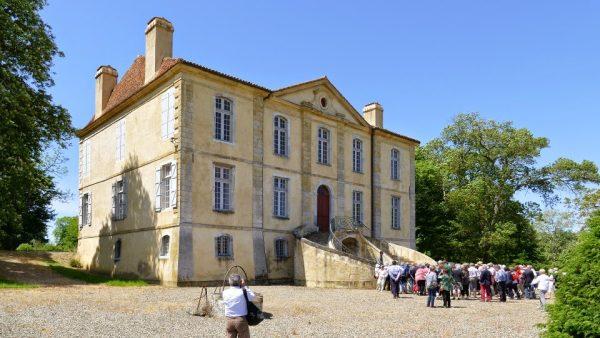 Chez Madiran - Chateau de viella - Visite
