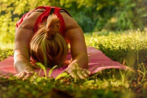 Yoga dans les vignes Bio de Madiran