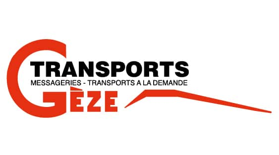 Logo Transports Gèze - CHEZ MADIRAN
