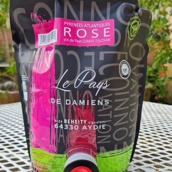 Domaine Damiens - BIB Rosé 3L